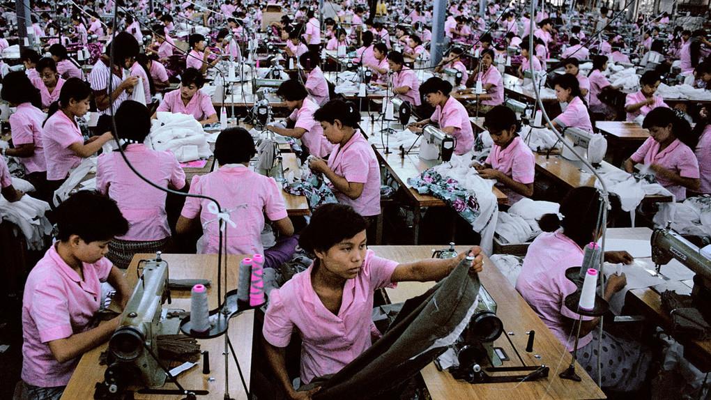 Resultado de imagen para industria de la ropa