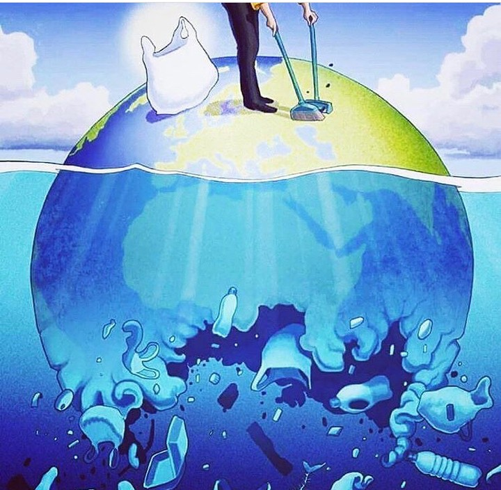 contaminación por plásticos